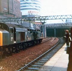 birmingham new street 222 (brianhancock50) Tags: train railway britishrail class40