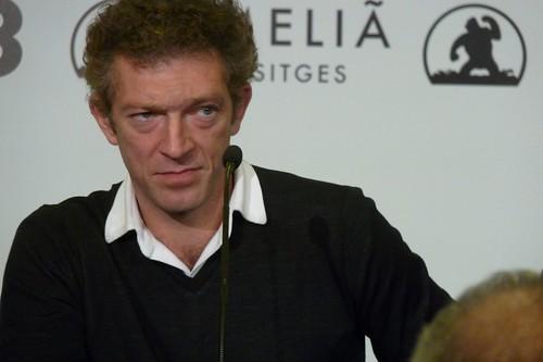 Vincent Cassel - Sitges 2010