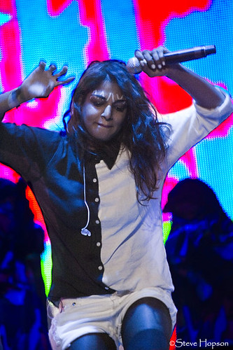 M.I.A., Austin City Limits Music Festival 2010