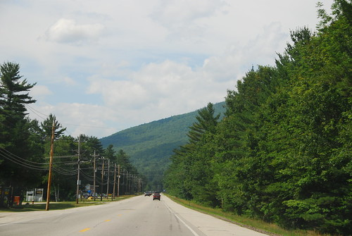 New England: Back to New Hampshire