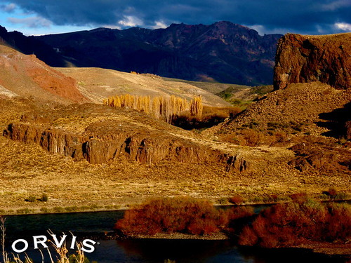 Orvis Fly Fishing Contest - Fall On the Limay River
