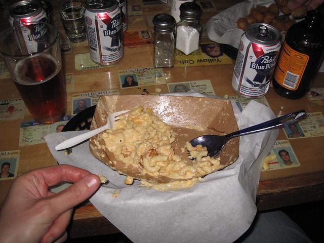 mac n'queso overload