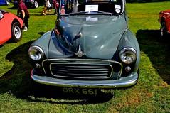 Classic & Sports Cars By The Lake 12-9-2010 (Martin Pettitt) Tags: classic cars sports suffolk september 1958 morris minor 1000 carshow 2010 burystedmunds hallfarm bythelake afsdxvrzoomnikkor18105mmf3556ged