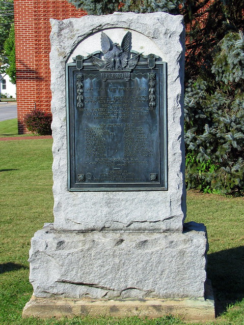 Johnson County World War I Memorial
