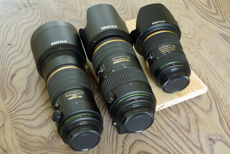 20101010 兩支DA星鏡開箱與隨拍