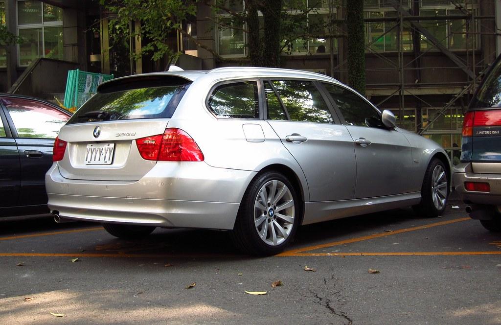 BMW E91 320D touring