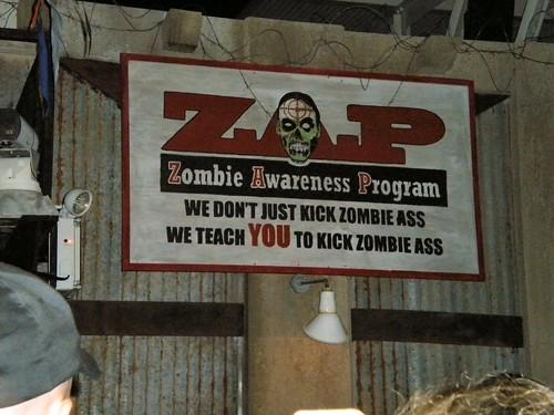 Zomibie Awareness Program