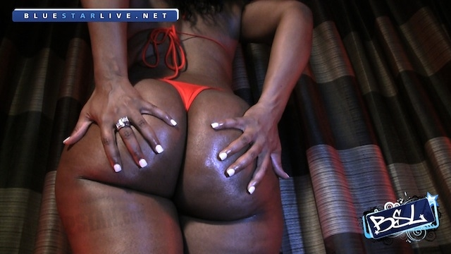 BSL - Jazzie Belle - Red Thong (Pt. 3)