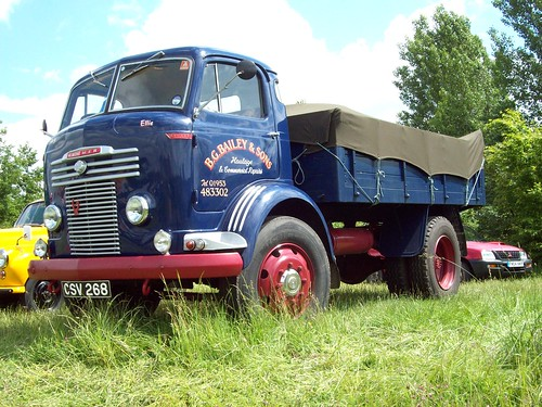 59 Commer C Type Mk.III Tipper (1954)