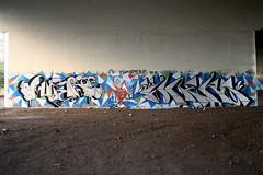 NUSR WREKS (Hahn Conkers) Tags: columbus ohio graffiti nus wreks nusr