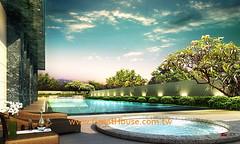 四季天韻:游泳池