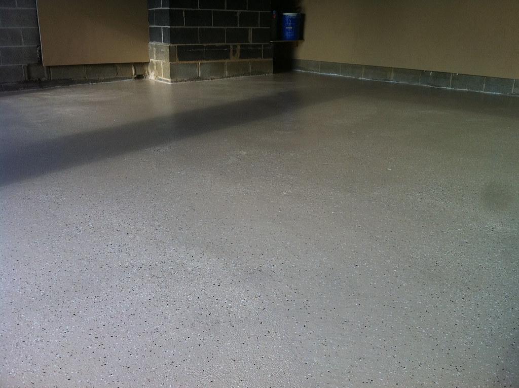 Decorative Garage Floor Coatings : Decorative garage floor chrome fan