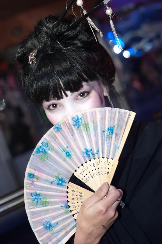 Halloween Sacrilege - Geisha 1