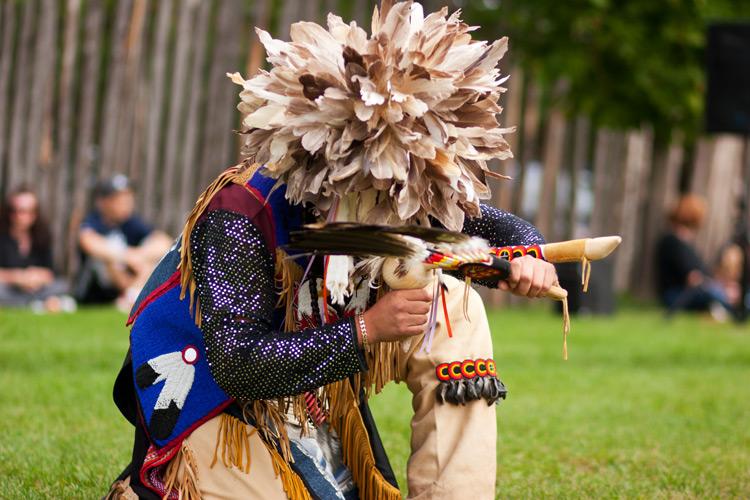 Dancing Indians IV