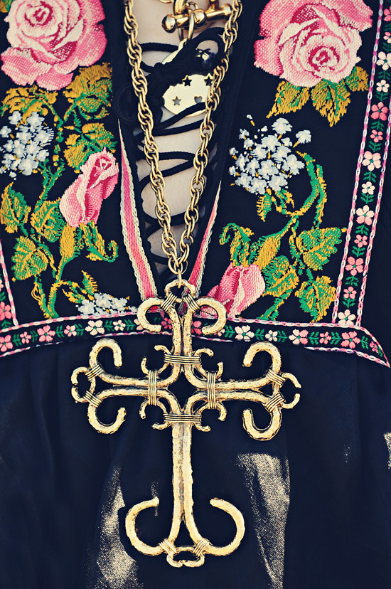 Jane Aldridge - accessorizing Mr. We