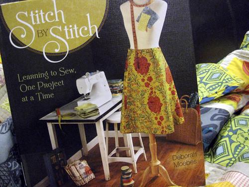 Stitch by Stitch by Deborah Moebes