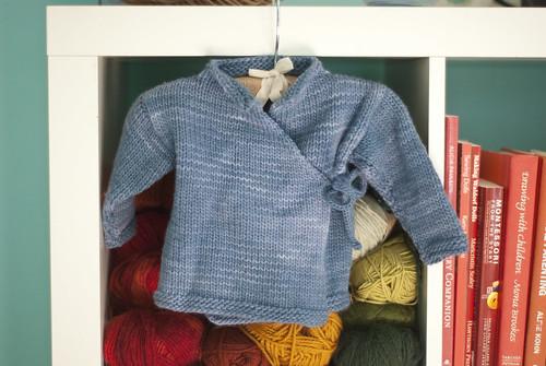baby yoda sweater from katie