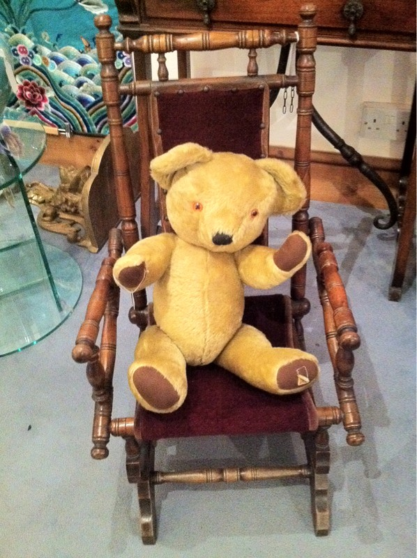 bear sighting avdentures antique teddy bears