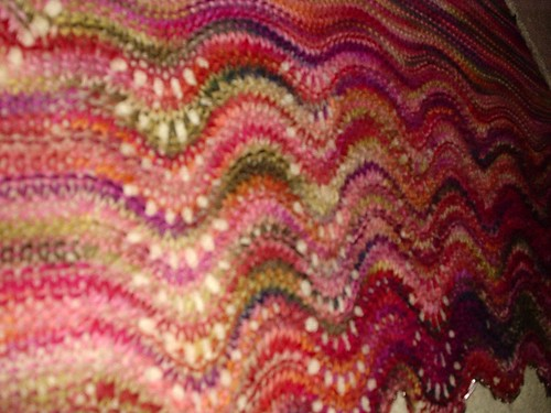 Multnomah - Close up during blocking