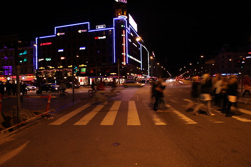 City life - Byens liv
