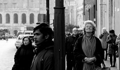 waiting...watching the future.... (marco_______) Tags: street people rome
