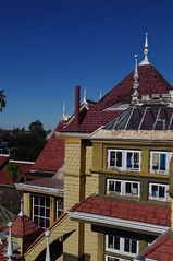 Winchester House in San Jose (Wendkuni) Tags: california sanjose roadtrip winchesterhouse
