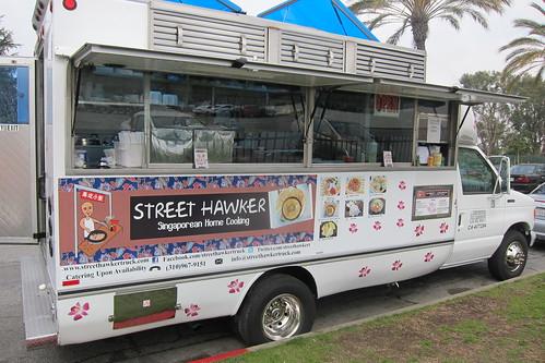 Street Hawker Truck: Exterior