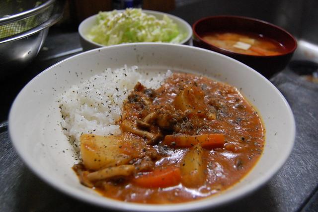 ビーフストロガノフ風の煮込み!美味いよ!#jisui