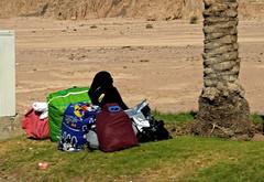 Sinai Egypt (Easy Traveler) Tags: egypt hijab niqab abaya