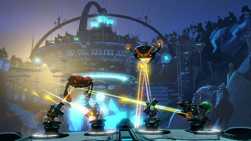 Ratchet & Clank: All 4 One - Terawatt