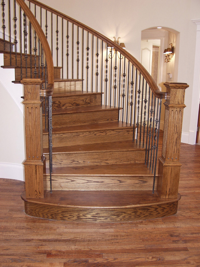 Cheap Stair Parts (105) (cheap Stair Parts) Tags: Stairtreads Ironbalusters  Stairparts
