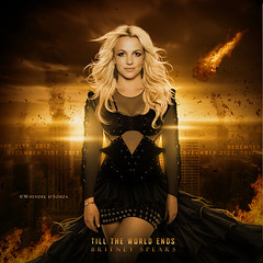 Britney Spears - Till The World Ends (W h e n d e l l) Tags: world spears fanart till britney britneyspears ends the tilltheworldends