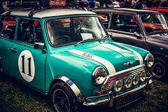 Mini (ianbrodie1) Tags: mini cooper green 11 nikon morpeth northumberland northeast car sporty spotlights