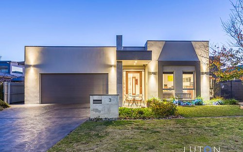 3 Les Edwards Street, Forde ACT