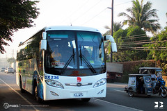 N. Dela Rosa Liner - DX-236 (keso_de_bola) Tags: philbes philippine bus enthusiasts society dx236 dela rosa liner transit guilin daewoo gdw6119h2 gl6110r lglfd5a40gk2 yuchai yc6l26042
