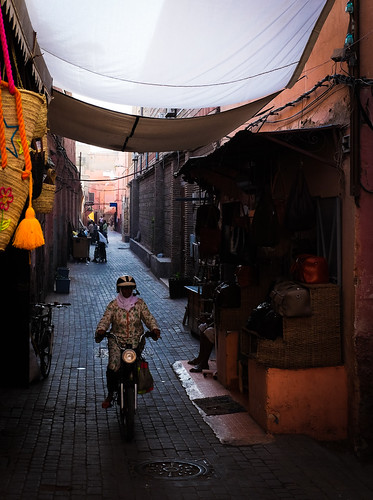 119 – Marrakech Backstreet