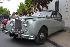 Jaguar MKVII (Monde-Auto Passion Photos) Tags: voiture vehicule auto automobile jaguar berline ancienne rare rareté collection grand france nemours