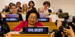 civil society speeches