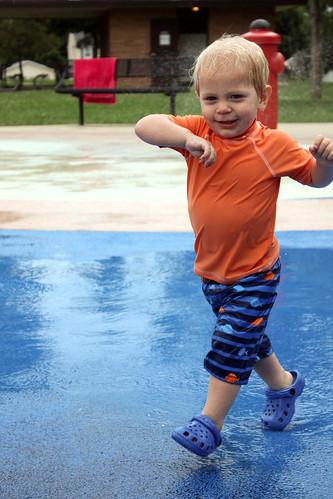 Splash Pad #3
