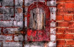 I See A Red Door...