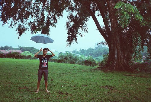 Rain, 南洋