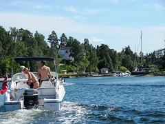 Summer boating on the Oslo Fjord #16
