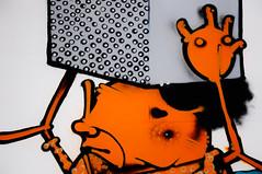 Grafite (cosmococa) Tags: graffiti grafite street pichao pixo arteurbana urbano cores colors draw pintura paint tinta arte desenho picture cultura osgmeos gmeos osgemeos nunca speto presto nina prozac mo dedo onesto rua sopaulo brasil brazil sampa photo fotografia foto muros muro murals murais