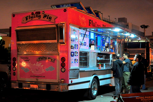 Flying Pig - Los Angeles