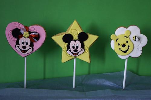 Disney Cookie