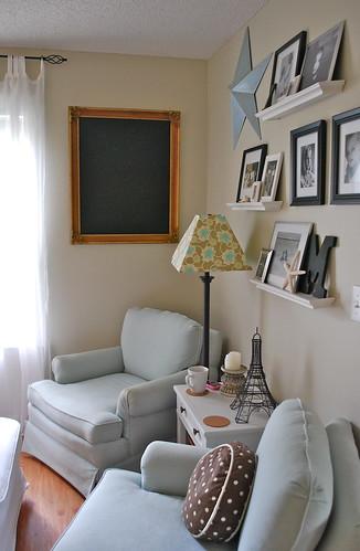 view of corner