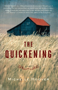 Quickening book cover