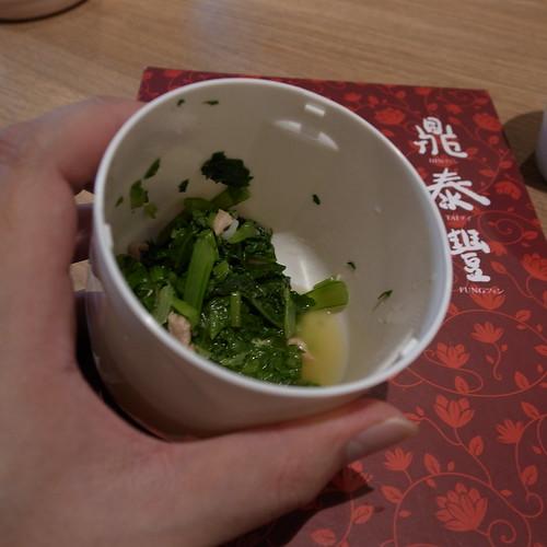 2010/07/28 自備青菜