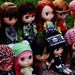 ::Blythes + Friends = Happy Afternoon!::