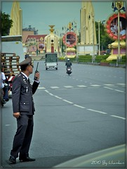 Thai Police.